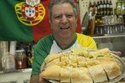 Kanapka Ronaldo