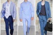 Trend dla mężczyzn: elegancki kolor niebieski