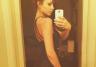 Ariana Marie w czarnej sukience