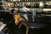 Bruce Lee barmanem