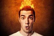Wyzwanie ognia - bolesna `zabawa`