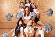 Cheerleaderki z Playboya