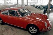 Tajne magazyny Porsche