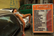 Daniella Sarahyba - brazylijska kusicielka