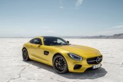 Mercedes AMG GT - seksowny bolid