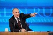 Putin w talent show