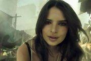 Emily Ratajkowski w zwiastunie Call of Duty