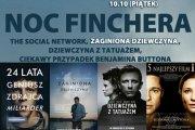Bilety na Noc Finchera - męska klasyka w kinie