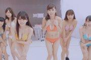 Skoczne piersi Azjatek