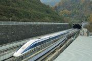 500 km/h pociągiem