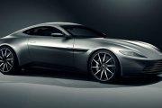 Nowa fura Bonda - Aston Martin DB10