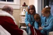 Śmieszna reklama z Mikołajem