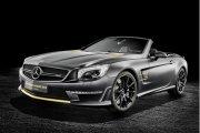 Mistrzowskie Mercedesy SL63 AMG