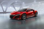 Honda/Acura NSX - powrót legendy