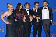 Złote Globy 2015 - najepsze filmy i seriale