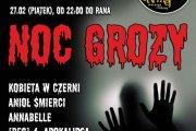 Bilety na ENEMEF: Noc Grozy i Horrorów 27 lutego