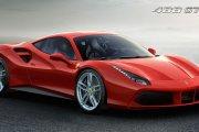 Nowe Ferrari - 488 GTB