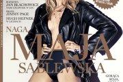 Maja Sablewska w rock'n'rollowej sesji Playboya