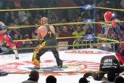 Śmierć na ringu - wrestling