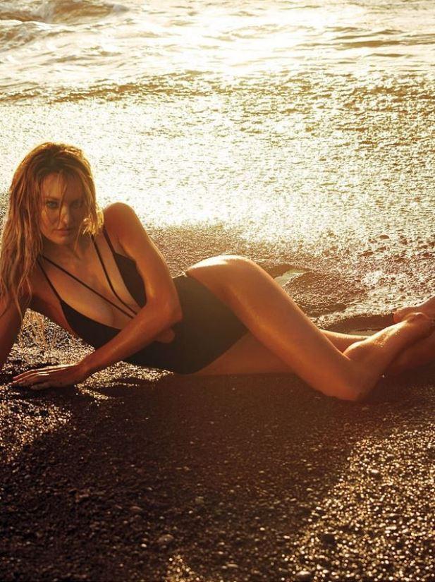 Candice Swanepoel - Victoria's Secret lato 2015