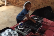 AJ - najmłodszy DJ świata