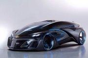 Chevrolet FNR - auto przyszłości dla młodych