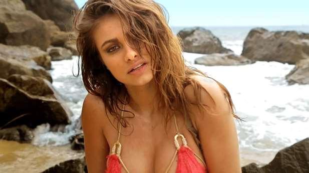 Yara Khmidan w bikini Beach Bunny 2015