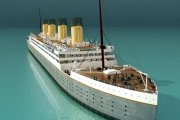 Chińczycy budują replikę Titanica