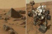 Piramidy na Marsie?