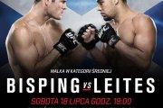 Polacy zawalczą na Gali UFC w Glasgow