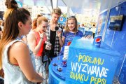 Wielkie otwarcie Wyzwania Smaku Pepsi