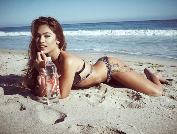 Natalia Skye - gorąca i egzotyczna