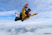 Skoki spadochronowe – poczuj mega dawkę adrenaliny