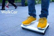 WalkCar - rewolucja transportowa