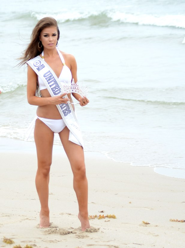 Summer Priester -  Miss Stanów Zjednoczonych 2015