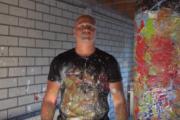 Bokser-malarz