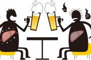 Alkohol mniej szkodliwy dla wątroby