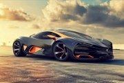 Super bolid z Rosji - Vector R-1