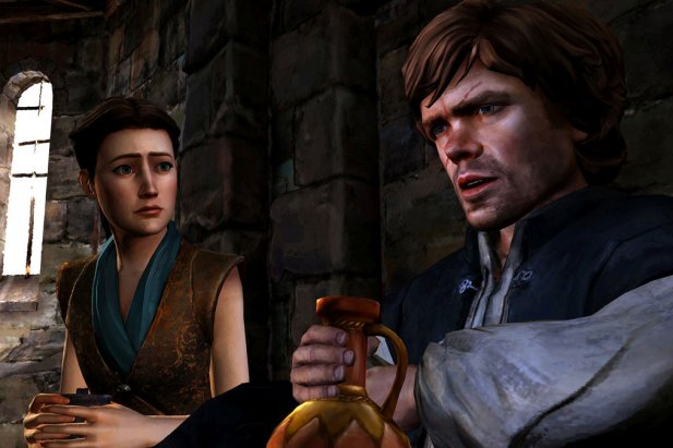 Game of Thrones: A Telltale Games Series - The Ice Dragon