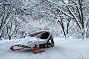 Snow Crawler - śniegołaz z Polski