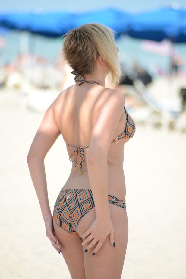 Kaili Thorne w bikini