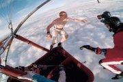 Skok z 4000 metrów bez spadochronu