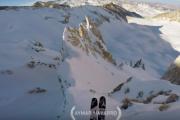 Zjazd na nartach na miarę GoPro Awards