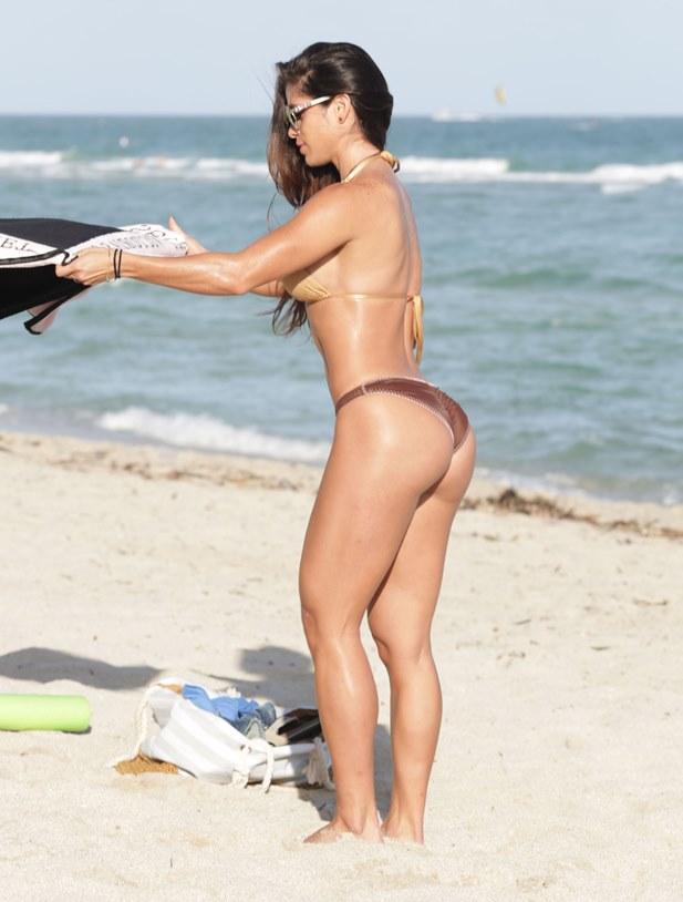 Michelle Lewin - fitnesska jak marzenie