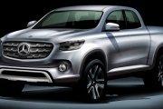 Mercedesa pick-up - X-Class