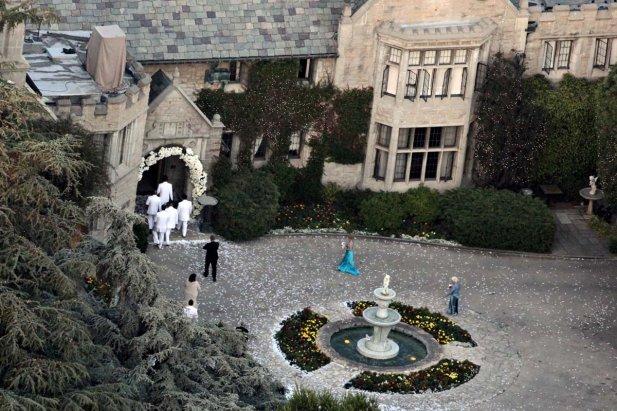 Rezydencja Playboya na sprzedaż