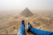Włam na Piramidę Cheopsa