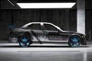 Polski driftowóz elektryczny - pierwszy na świecie