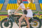 Motocyklowe sztuki