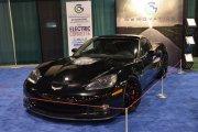 Elektryczna Corvette najszybsza